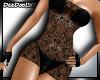 D/ Black Dress w/ Bikini