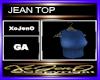 JEAN TOP