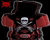 *CA* Gun n Skull Hoodie