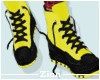 Super Shoes Yellow