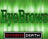 Green Eyebrows
