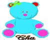 Cha`DERIVABLE Girl Teddy