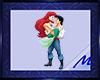 Ariel & Prince Eric Fill