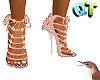 QTBoy Rosy High Heels