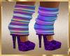 A85 80's Low Heels