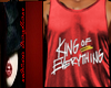 KING OF EVERYTHING RED