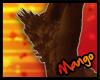 -DM- Natural Fox Leg Tuf