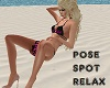 Relaxing Pose Spot