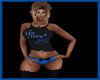 Let Love Sparkle Blue