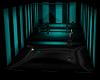 aqua strippey small loft
