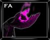 (FA)LightningClaws Pink