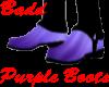 [BK-M] Purple Boots