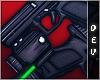 M. 2x Hand Guns + Beam