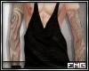 EMG Dragon CHss tattoo