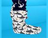 Shark Socks Tall 2 (M)