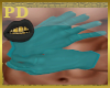 Surgical Gloves Green