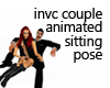 Invc. Couple Anim Pose