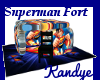 {KR}Scaled Superman Fort