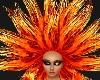 *Sexy Goddess Fire Hair