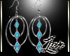 Summer Sky earrings