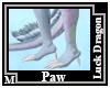 Luck Dragon Paw M