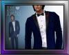 Giorgio Tuxedo Suit Blue