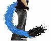 ~mkk~ baby blue cat tail