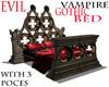 evil vampiregothicbed