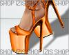 I│Zana Heels Orange