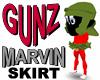 @ Marvin Martian Skirt