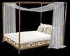Poseless Island Bed