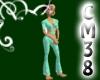 [C] MintGreen Jumper