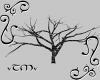 vTMv volcano carbon tree
