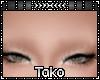 T. No Eyebrows F