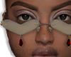 É. Heart Cry Glasses W