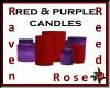 RVN - AS RED & PURPLE