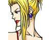 Scarlet FF7 Hair