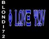 Greek / I Love You