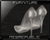 [NR]Furniture Pumps Glas