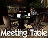 [M] Mint Meeting Table