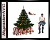 MINIE ME CHRISTMAS TREE