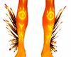 m28 Leg Tufts fire