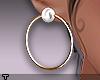 T.  X3 Earrrings