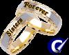 Sisters Forever Rings