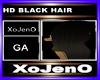 HD BLACK HAIR
