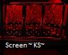 Red Elagance Screen