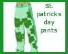 St patricks day pants