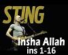 Sting - Insha Allah