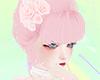 El. Roses Pink Head R