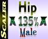 Hip Resizer 135%